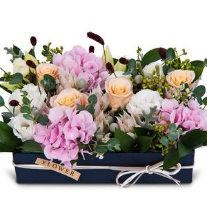 럭셔리혼합꽃박스2